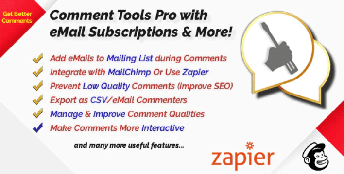 Comment tools with mailing list opt in sentiment analysis plugin wordpress