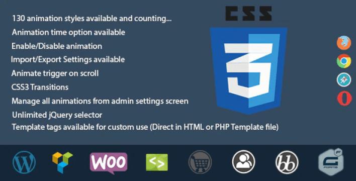Sb on scroll animation wordpress plugin