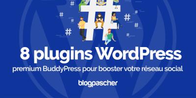 Plugin Wordpress Buddypress Booster Réseau Social
