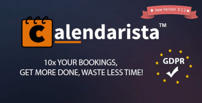 Calendarista premium wp appointment booking plugin and schedule system plugin wordpress