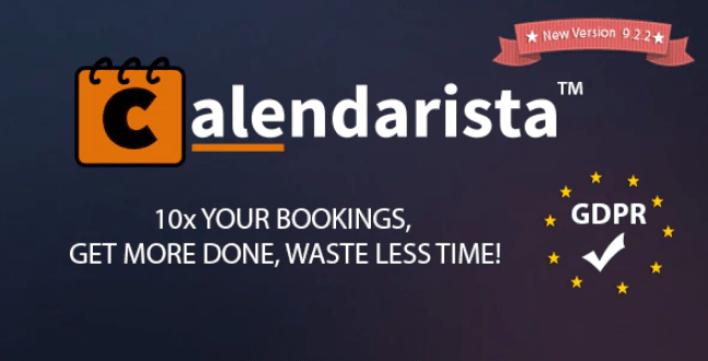 Calendarista Premium WP Appointment Booking Plugin and Schedule System plugin wordpress