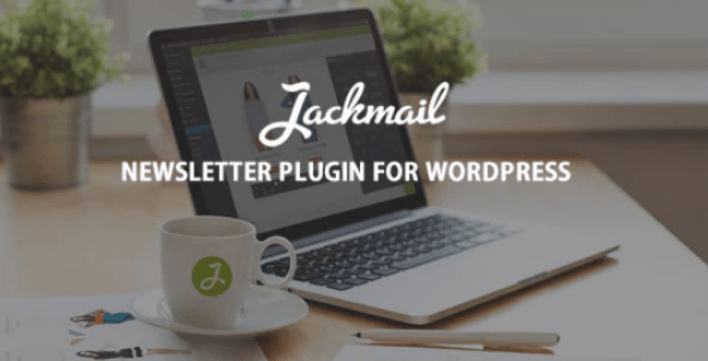 Jackmail newsletters plugin wordpress