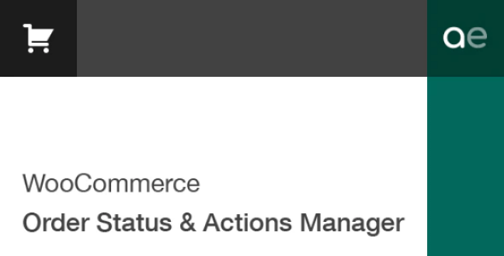 Woocommerce order status actions manager wordpress plugin
