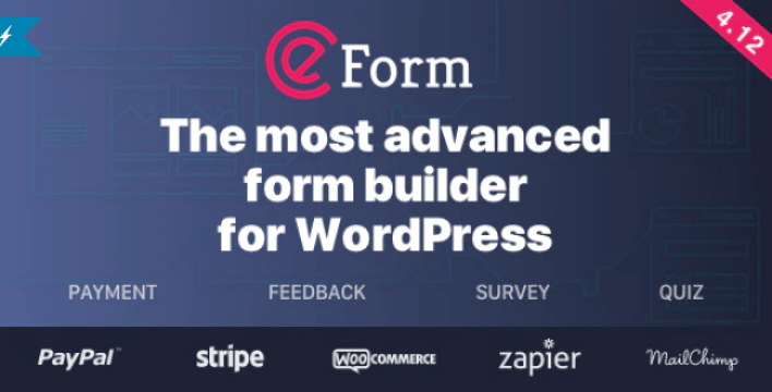 Eform wordpress form builder plugin wordpress