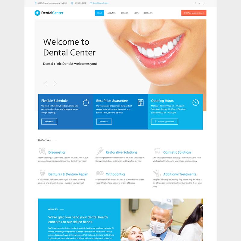 Tema WP Kedokteran Gigi