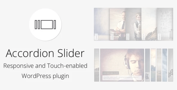 créer des galeries - Accordion slider responsive wordpress plugin