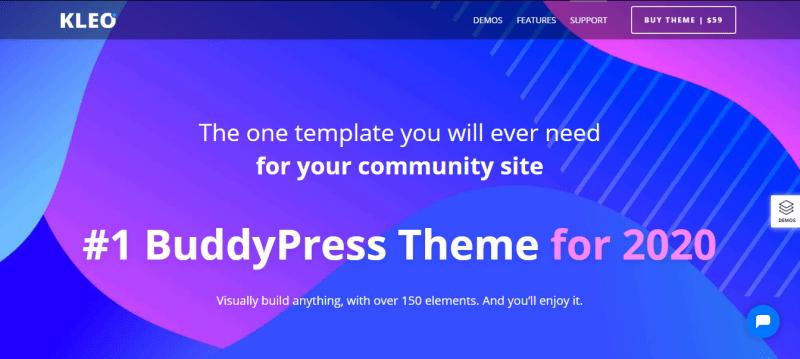 meilleurs thèmes WordPress pour créer un site web communautaire