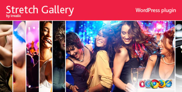 Stretch gallery accordion slider wordpress plugin