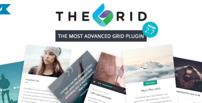 The grid responsive wordpress grid plugin wordpress