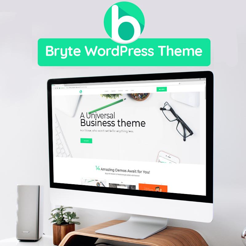 Bryte Elementor Тема WordPress