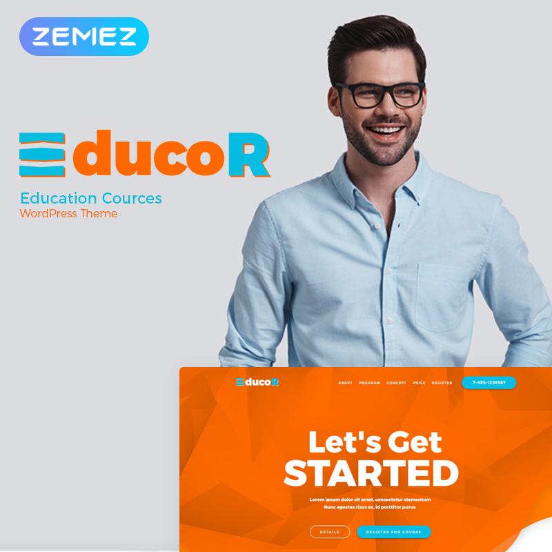 Educor WordPress Teması