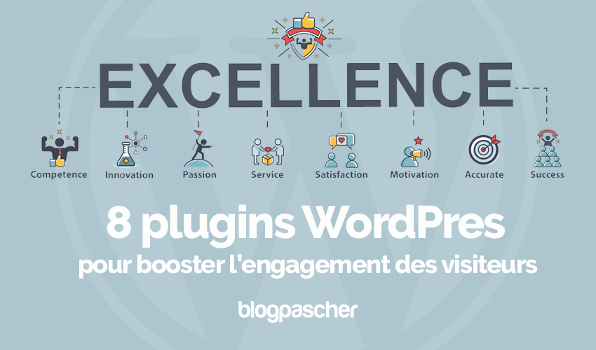 Plugins Booster Engagement Visiteurs Blog Wordpress