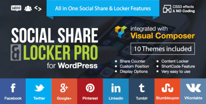 Social share locker pro wordpress plugin wordpress