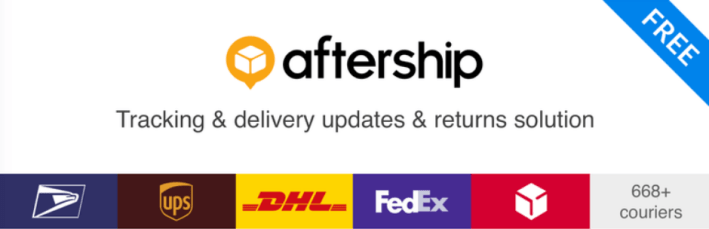 Aftership woocommerce tracking wordpress plugin