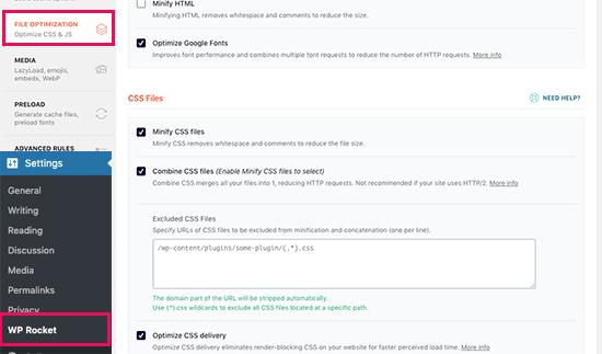 Comment corriger blocage rendus javascript css wordpress blogpascher 2