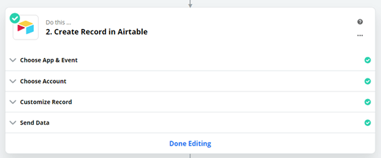 Comment creer formulaire airtable personnalise wordpress zapier blogpascher 9