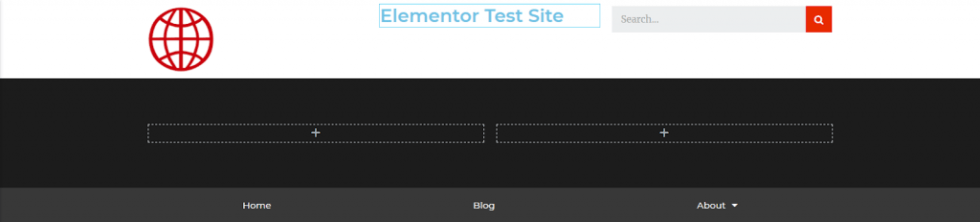 Comment personnaliser theme wordpress elementor entete template 12