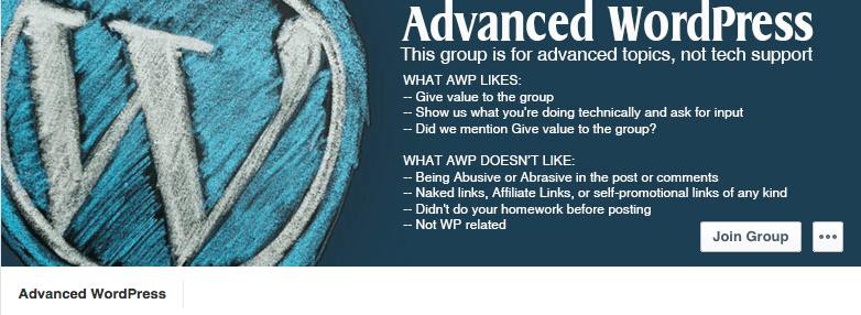 WP avancé