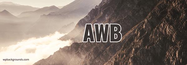 En-tête AWB.