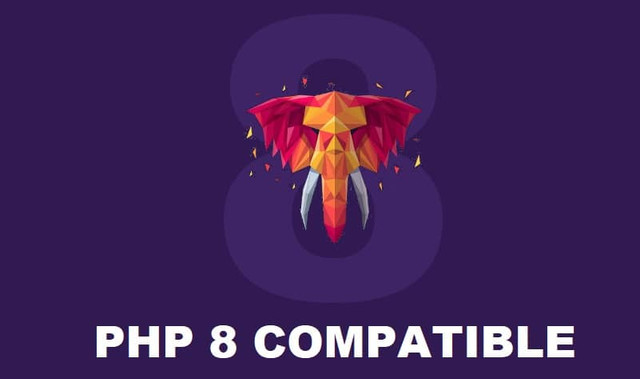 compatible php8