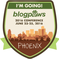 I'm Going to BlogPaws 2016! Join me! Irresistible Moments Treats