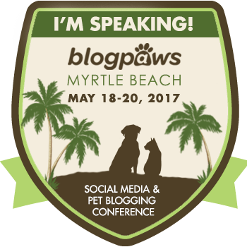 I'm Speaking at BlogPaws 2017! Let's meet there!