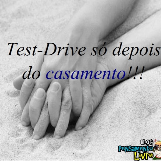 test drive1 - #A palavra em Imagens [12] - Edição especial