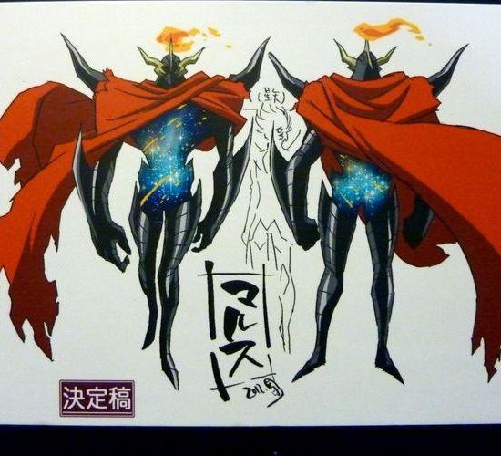 marte-omega_ Crítica: Os Cavaleiros do Zodíaco - Saint Seiya Omega