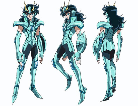ryuhou-de-dragc3a3o Crítica: Os Cavaleiros do Zodíaco - Saint Seiya Omega
