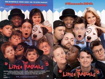 os batutinhas1 - Os Batutinhas (The Little Rascals) - Elenco se encontra para comemorar os 20 anos!