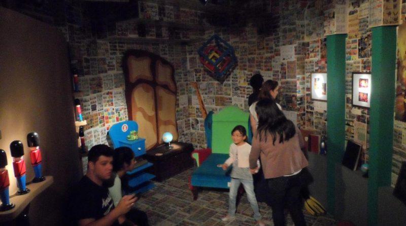 45 - Castelo Rá-Tim-Bum: A Exposição - Confira nossa visita ao fantástico mundo de Nino