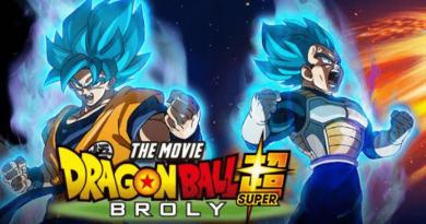 Lições Goku, Vegeta, Broly
