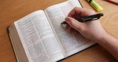 Biblia leitura diaria