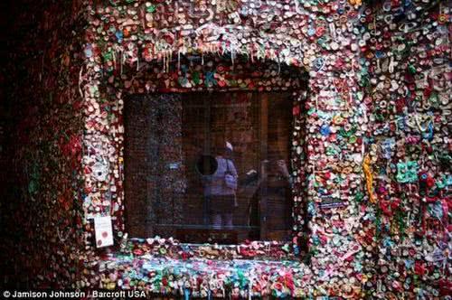 西雅圖口香糖之牆