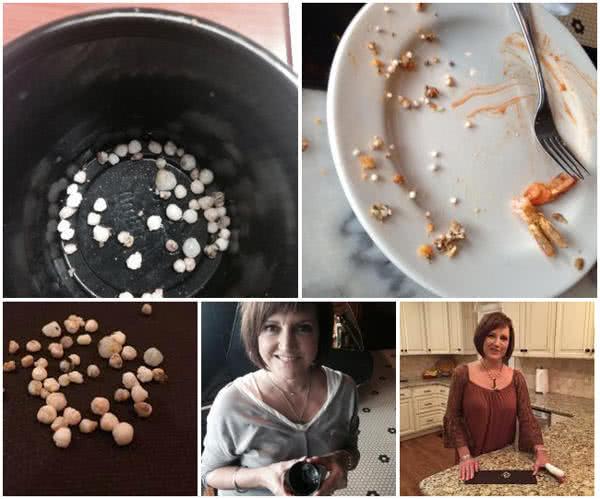 美國田納西州婦女托妮‧艾略特吃生蠔 竟吃出 51 顆珍珠