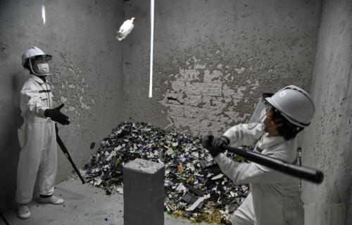 新加坡的碎片室