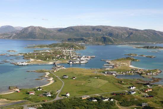 挪威北部的夏日島 (Sommarøy)