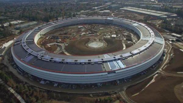 蘋果新總部「蘋果園區」(Apple Park)