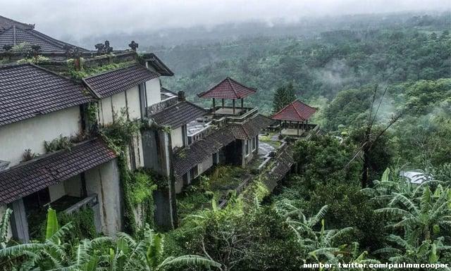 Hotel Berhantu di Bali yang Viral Ini Dihuni Wanita Penggoda?