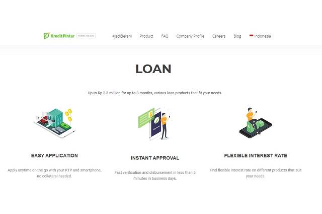 Terpercaya langsung cair tanpa jaminan resmi terdaftar ojk adalah sebuah terobosan teknologi finansial paling mutakhir zaman ini untuk mempermudah pelayanan keuangan secara modern. 9 Aplikasi Pinjaman Online Terbaik Yang Aman Legal Dan Diawasi Ojk