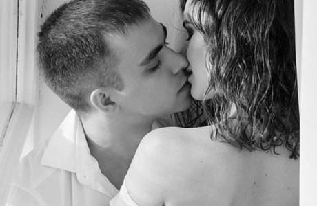 como beijar de língua