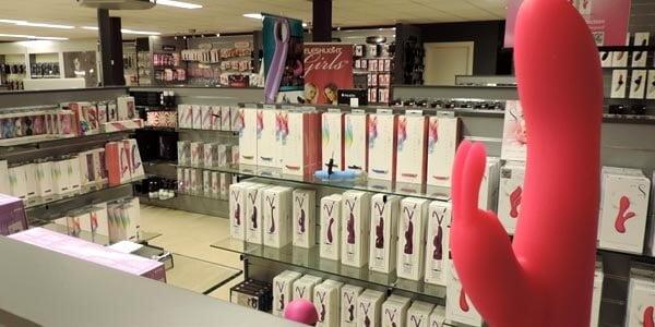 Sex Shop no RJ