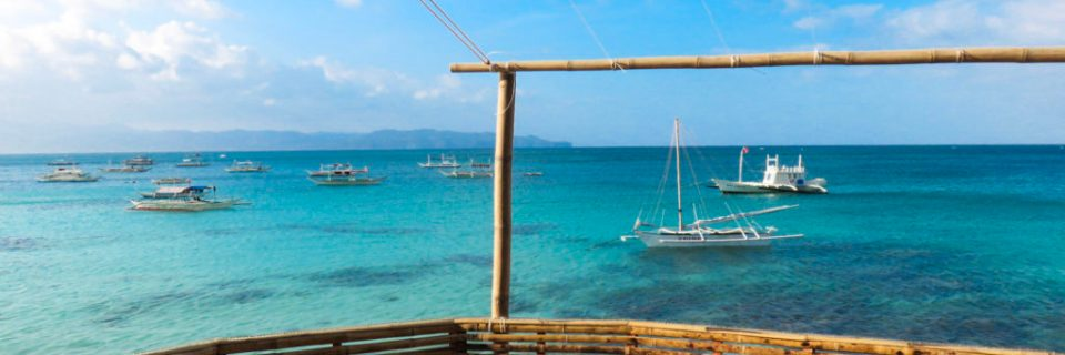 Get yourself to Boracay.