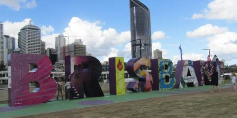 Brisbane- the Sunshine Capital