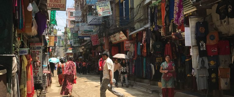 Falling in love with Nepal