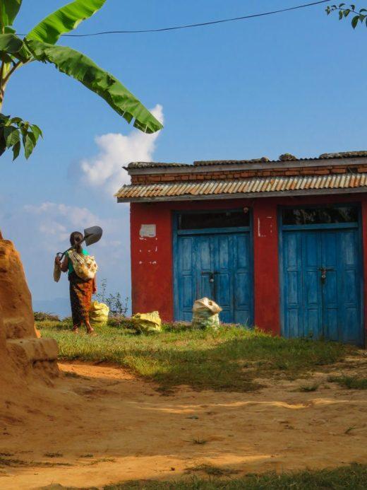 Lady Nepal Villages