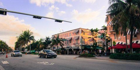 South Beach Miami Twice Over.