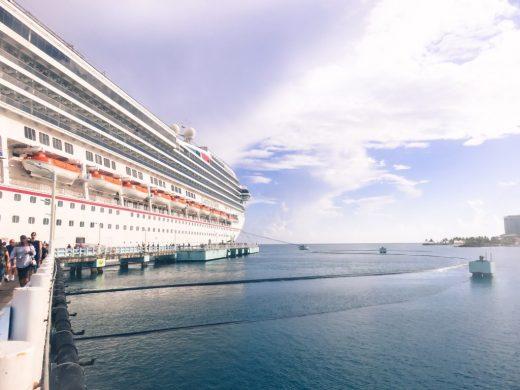 Carnival cruise ocho rios