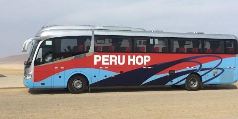 Peru Hop: aka The Gringo Express