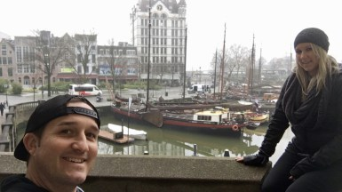 The Netherlands Part Two – Rotterdam